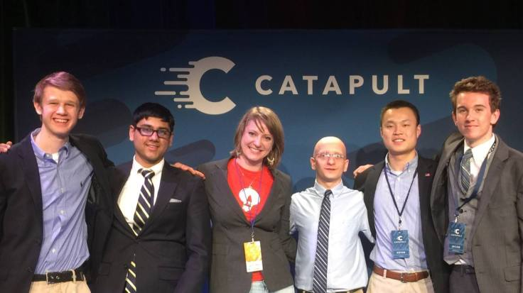 Best Social Impact on Catapult Demo Day!