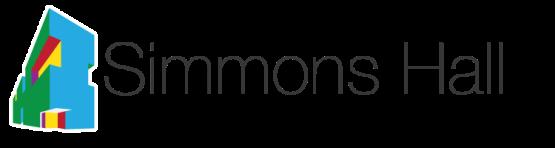 Simmons Hall logo