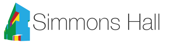 Simmons Hall logo